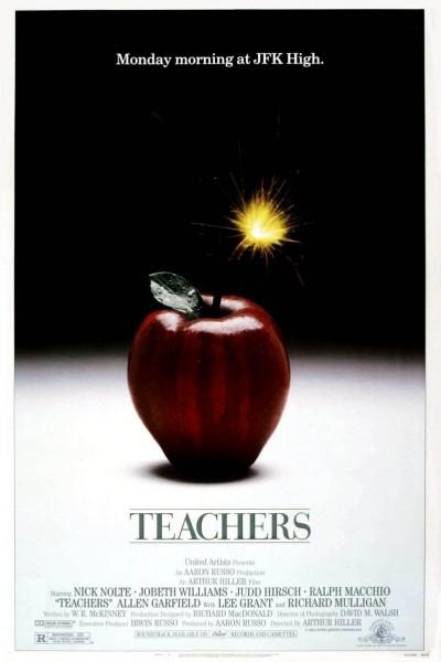 Caratula, cartel, poster o portada de Profesores de hoy