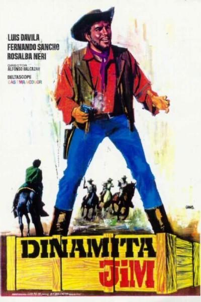 Caratula, cartel, poster o portada de Dinamita Jim
