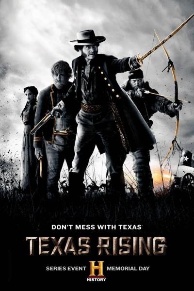 Caratula, cartel, poster o portada de Texas Rising