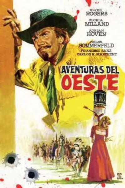 Caratula, cartel, poster o portada de Aventuras del Oeste
