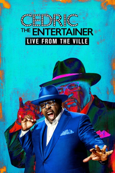 Caratula, cartel, poster o portada de Cedric the Entertainer: Live from the Ville