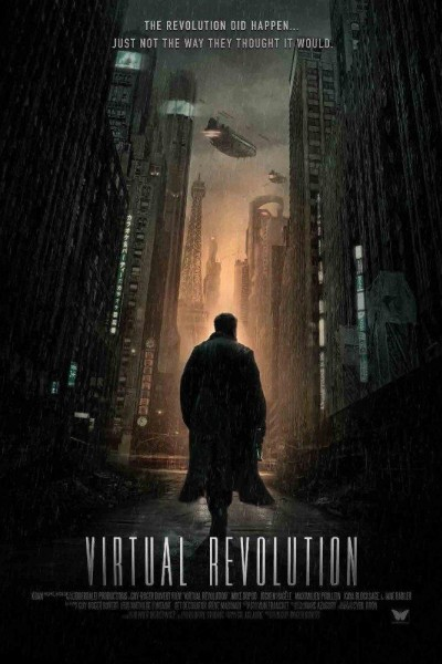 Caratula, cartel, poster o portada de Virtual Revolution