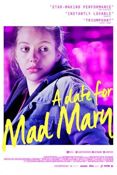Caratula, cartel, poster o portada de A Date for Mad Mary