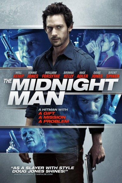 Caratula, cartel, poster o portada de The Midnight Man