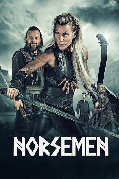 Caratula, cartel, poster o portada de Norsemen