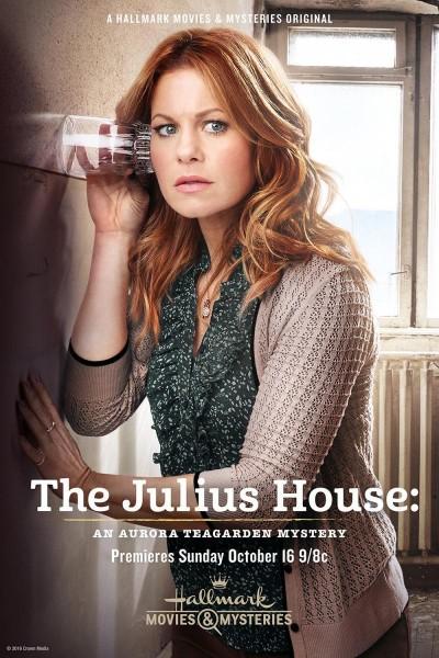 Caratula, cartel, poster o portada de Un misterio para Aurora Teagarden: La casa de los Julius