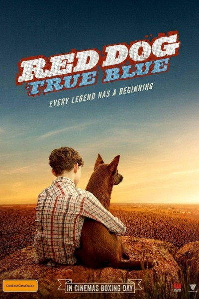 Caratula, cartel, poster o portada de Red Dog: True Blue