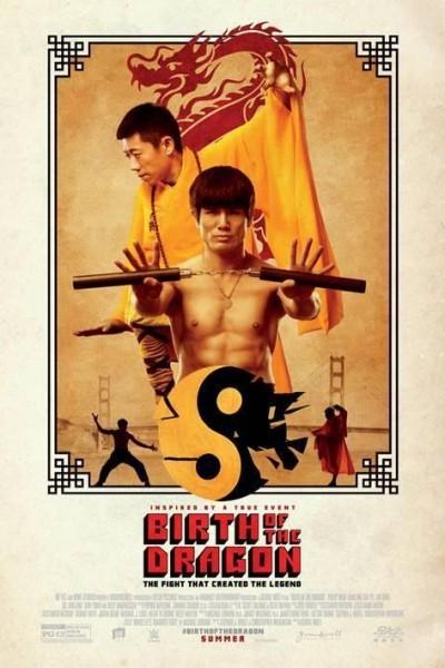 Caratula, cartel, poster o portada de Birth of the Dragon