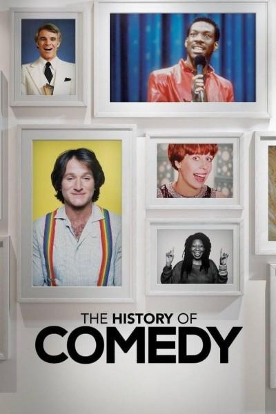 Caratula, cartel, poster o portada de Historia de la comedia