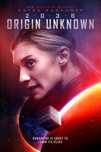 Caratula, cartel, poster o portada de Origin Unknown