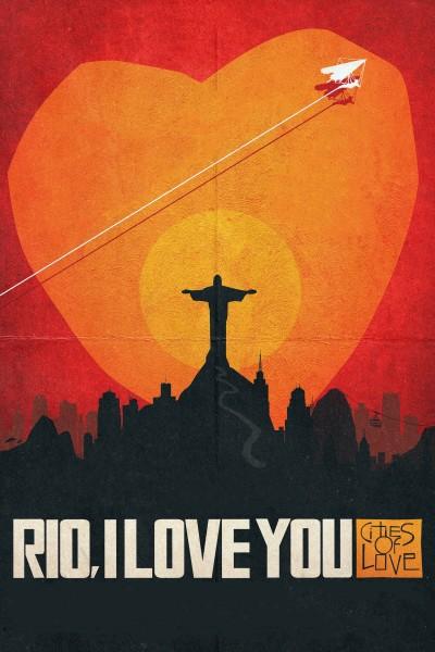 Caratula, cartel, poster o portada de Rio, eu te amo