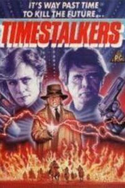 Caratula, cartel, poster o portada de Los cazadores del tiempo