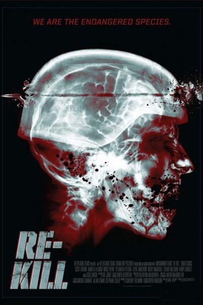 Caratula, cartel, poster o portada de Re-Kill