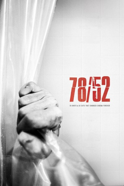 Caratula, cartel, poster o portada de 78/52. La escena que cambió el cine