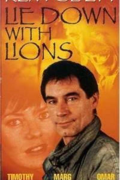 Caratula, cartel, poster o portada de El valle de los leones