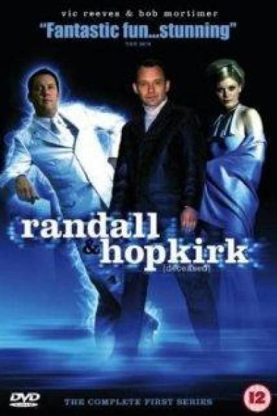 Caratula, cartel, poster o portada de Randall & Hopkirk (Deceased)