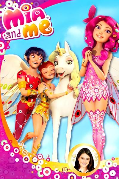 Caratula, cartel, poster o portada de Mia and Me