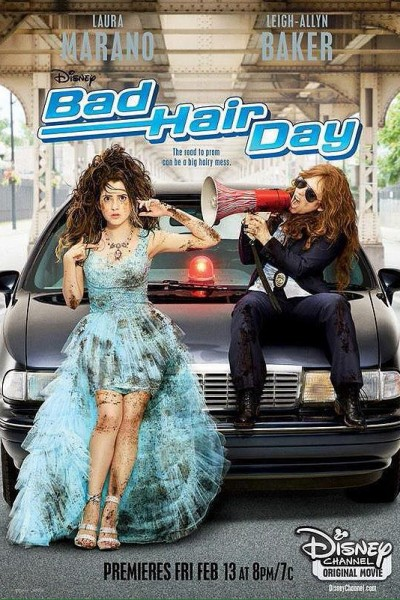 Caratula, cartel, poster o portada de Un día de pelos