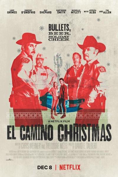 Caratula, cartel, poster o portada de Navidades en El Camino
