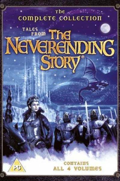 Caratula, cartel, poster o portada de Tales from the Neverending Story