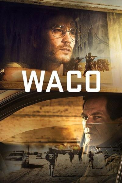 Caratula, cartel, poster o portada de Waco