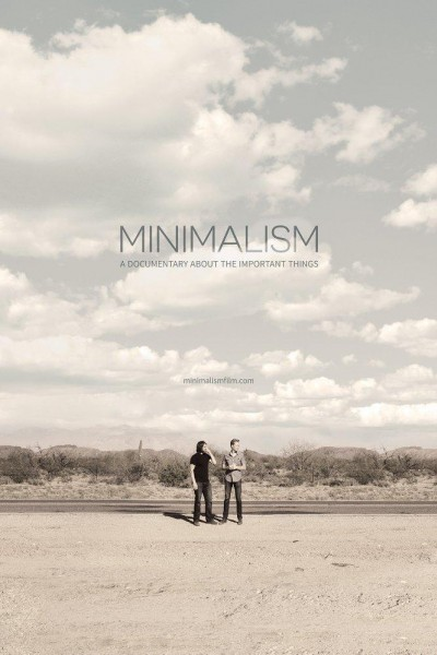 Caratula, cartel, poster o portada de Minimalism: A Documentary About the Important Things