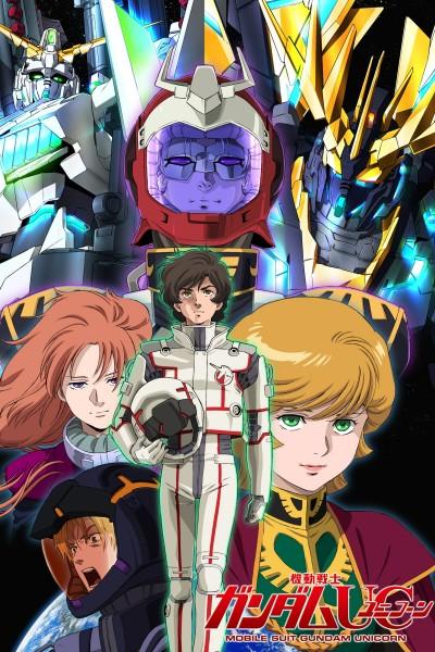 Caratula, cartel, poster o portada de Mobile Suit Gundam Unicorn