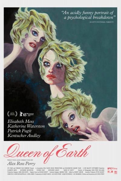 Caratula, cartel, poster o portada de Queen of Earth