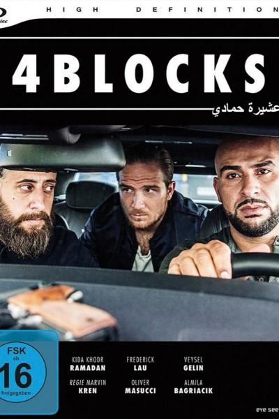 Caratula, cartel, poster o portada de 4 Blocks (Four Blocks)