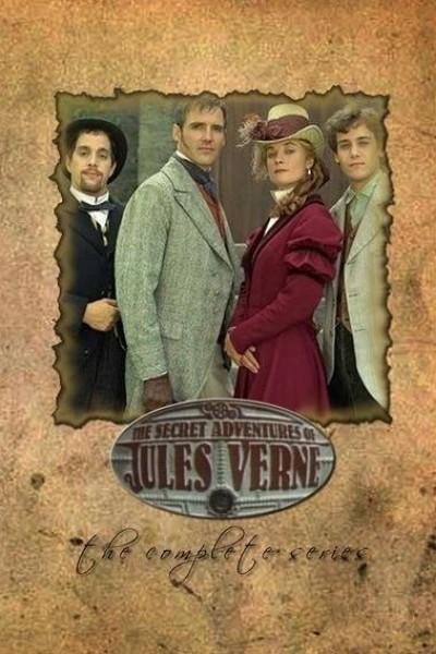 Caratula, cartel, poster o portada de Las aventuras secretas de Julio Verne