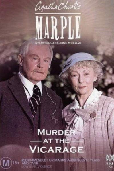 Caratula, cartel, poster o portada de Miss Marple: Muerte en la vicaría