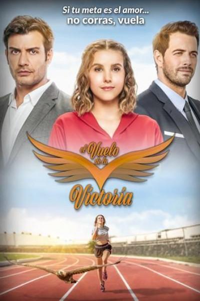 Caratula, cartel, poster o portada de El vuelo de la Victoria