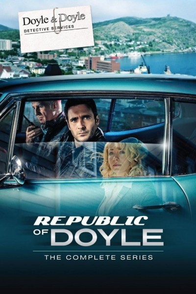 Caratula, cartel, poster o portada de Republic of Doyle