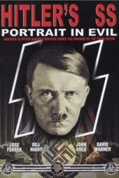 Caratula, cartel, poster o portada de Hitler S.S.: El Retrato del Mal