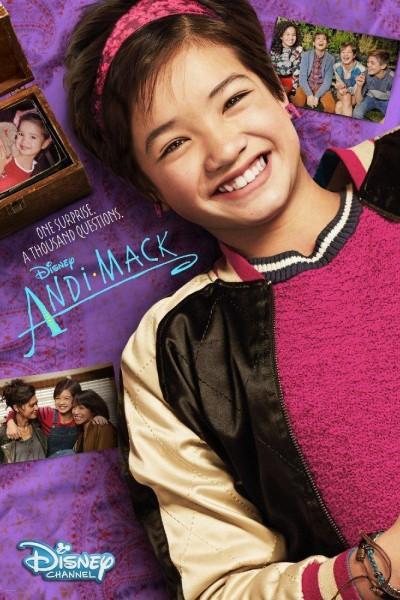Caratula, cartel, poster o portada de Andi Mack