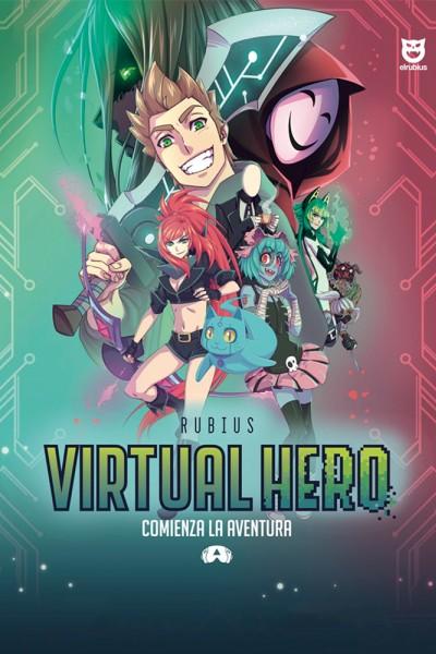 Caratula, cartel, poster o portada de Virtual Hero: La Serie