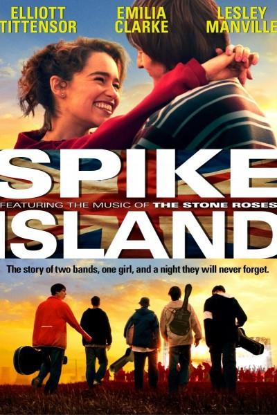 Caratula, cartel, poster o portada de Spike Island