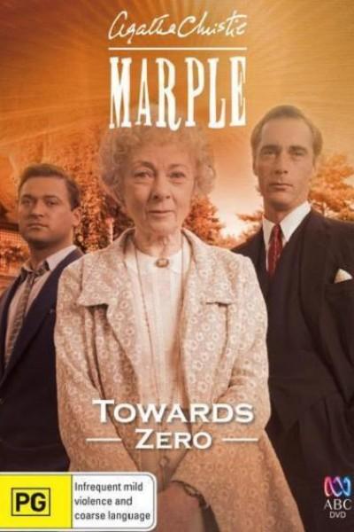 Caratula, cartel, poster o portada de Miss Marple: Hacia cero