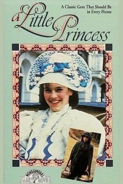 Caratula, cartel, poster o portada de La princesita