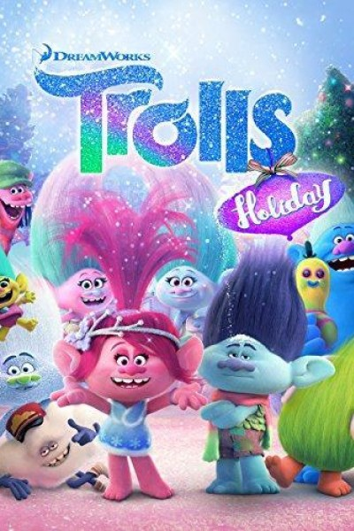 Caratula, cartel, poster o portada de Trolls: Días de fiesta
