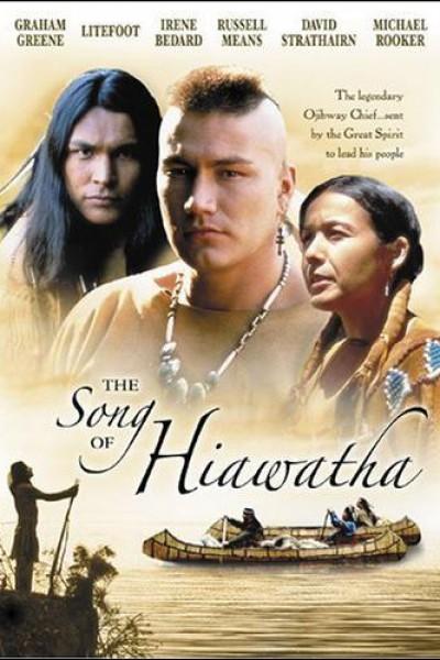 Caratula, cartel, poster o portada de La canción de Hiawatha