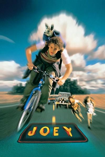 Caratula, cartel, poster o portada de Joey, un canguro en la ciudad