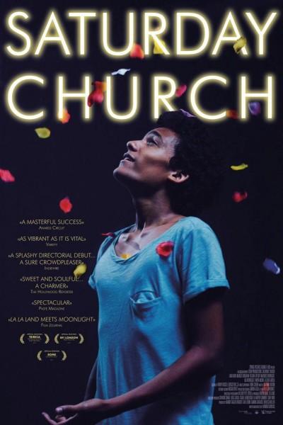 Caratula, cartel, poster o portada de Saturday Church