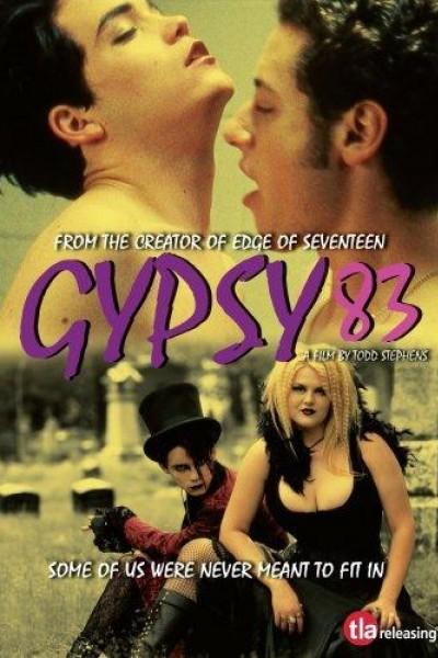 Caratula, cartel, poster o portada de Gypsy 83