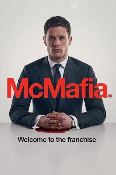 Caratula, cartel, poster o portada de McMafia