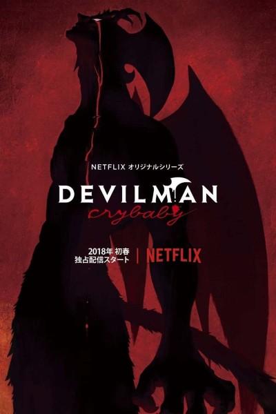 Caratula, cartel, poster o portada de Devilman Crybaby