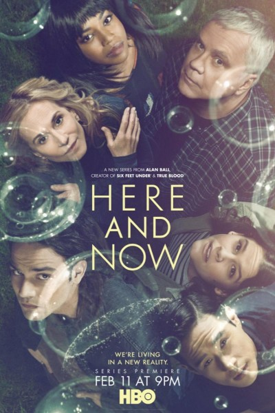 Caratula, cartel, poster o portada de Here and Now