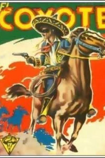 Caratula, cartel, poster o portada de El coyote