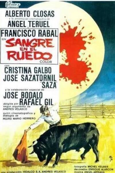 Caratula, cartel, poster o portada de Sangre en el ruedo
