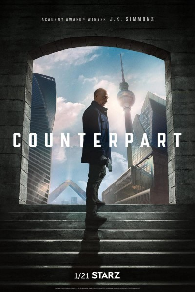 Caratula, cartel, poster o portada de Counterpart